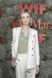 Elizabeth Debicki - InStyle and Max Mara Women In Film Celebration in Los Angeles