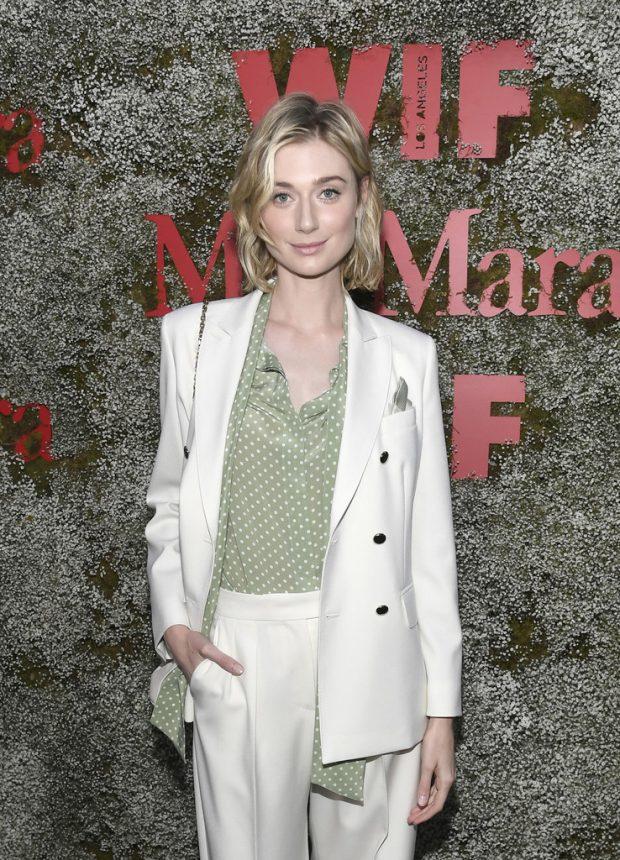 Elizabeth Debicki - InStyle and Max Mara Women In Film Celebration in Los Angeles
