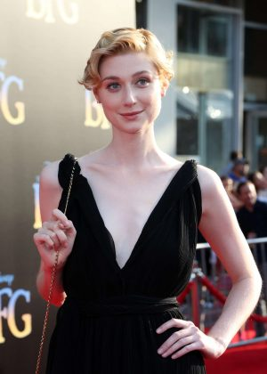 Elizabeth Debicki - 'The BFG' Premiere in Hollywood