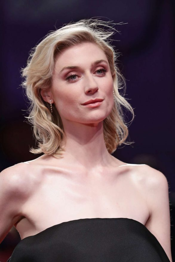 Elizabeth Debicki - 'The Burnt Orange Heresy' screening - 2019 Venice Film Festival
