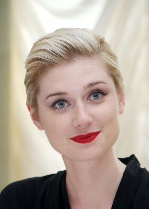 Elizabeth Debicki - The Man from UNCLE London Press Conference