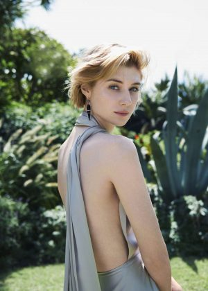 Elizabeth Debicki - The Sydney Morning Herald (April 2018)