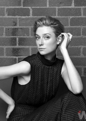 Elizabeth Debicki - The Wrap Photoshoot (June 2016)