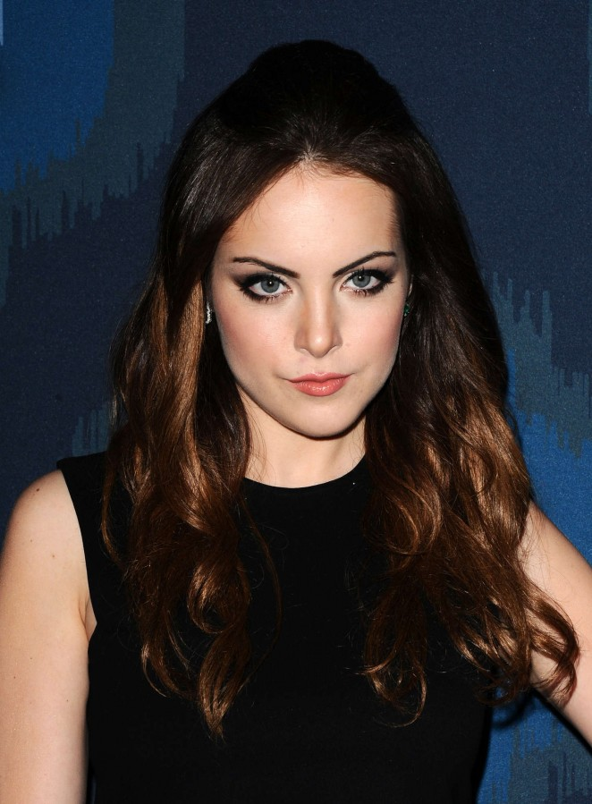 Elizabeth Gillies: 2015 Fox All-Star Party -05