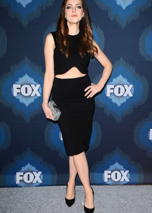 Elizabeth Gillies - 2015 Fox All-Star Party in Pasadena