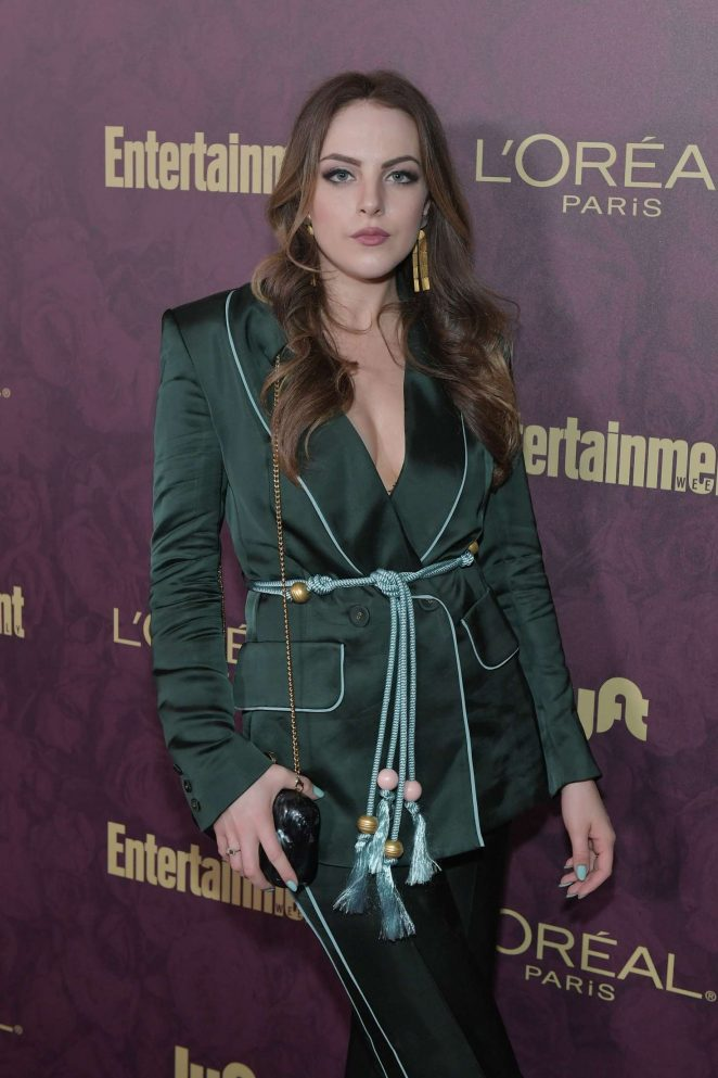 Elizabeth Gillies – 2018 Entertainment Weekly Pre-Emmy Party in LA