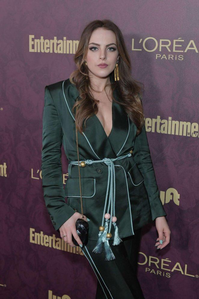 Elizabeth Gillies - 2018 Entertainment Weekly Pre-Emmy Party in LA