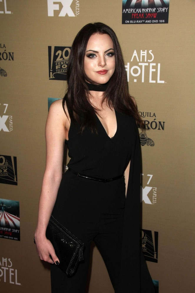 Elizabeth Gillies - 'American Horror Story: Hotel' Screening in LA
