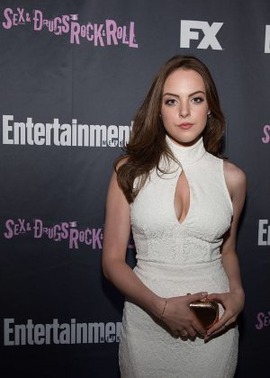 Elizabeth Gillies - Entertainment Weeklys After Dark Party in Austin