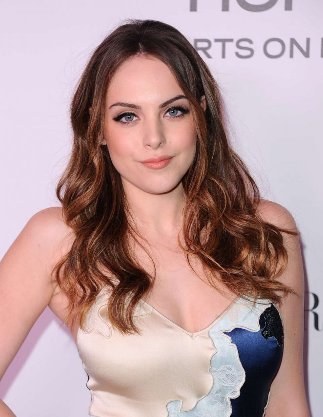 Elizabeth Gillies - Harper's Bazaar Celebrates 150 Most Fashionable Women in West Hollywood