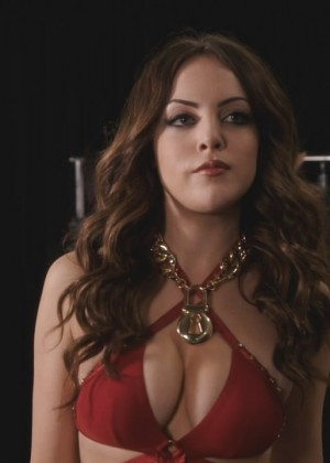 Elizabeth Gillies: Hot Sex and drugs and Rock and Roll video caps-08