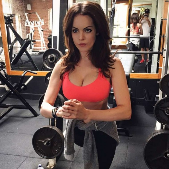 Sexy pics of elizabeth gillies