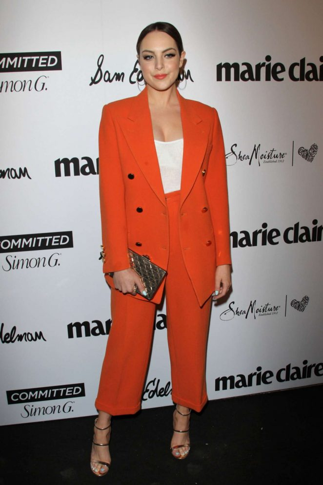 Elizabeth Gillies - Marie Claire's 5th annual 'Fresh Faces' in Los Angeles