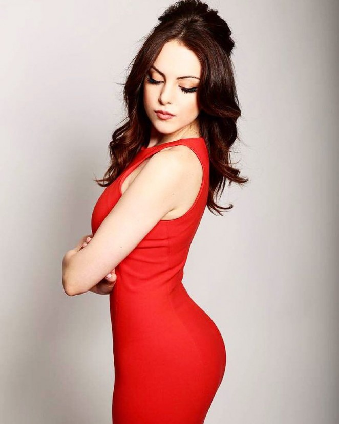 Elizabeth Gillies - Matt Sayles Shoot 2015