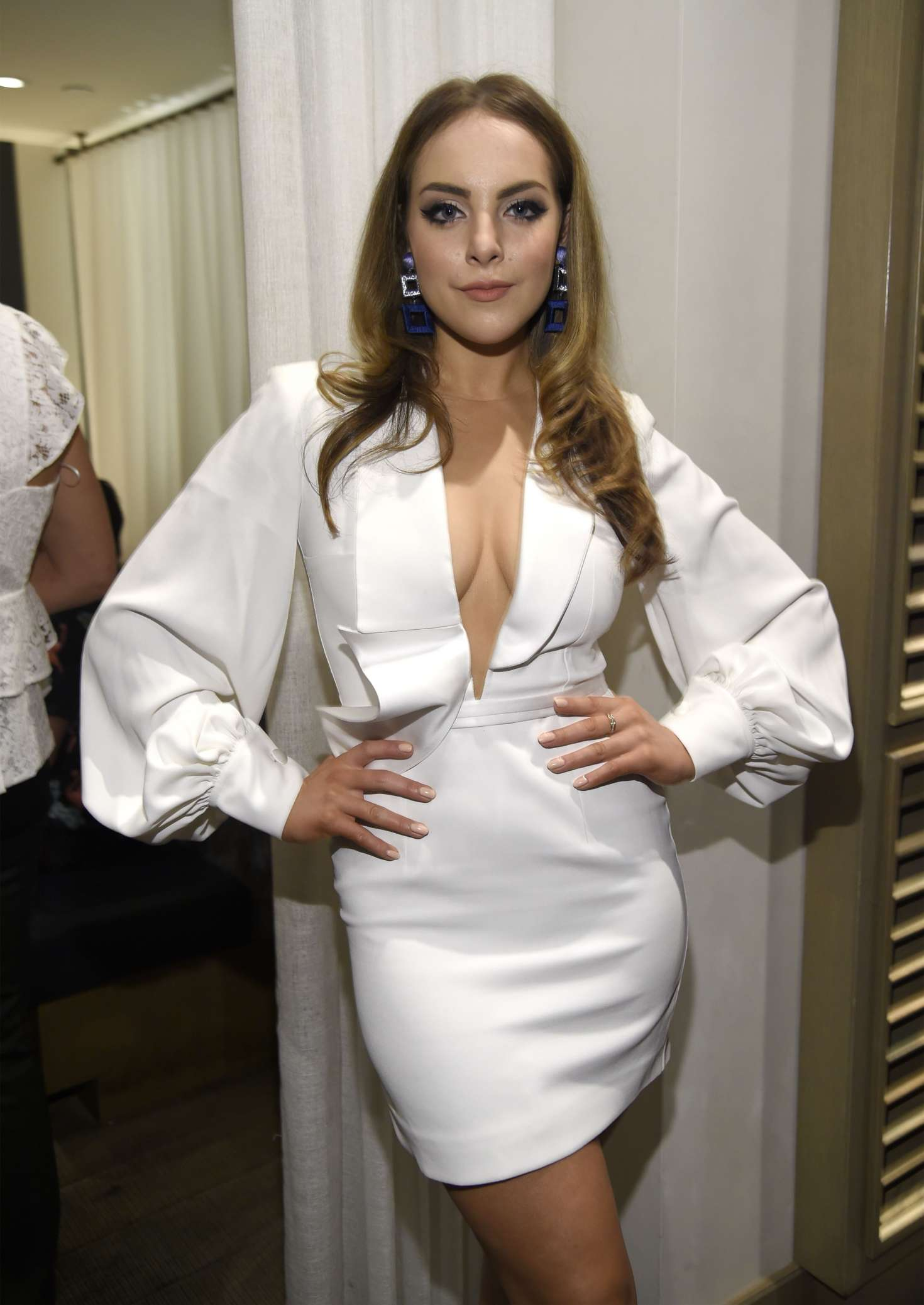 Elizabeth Gillies – The CW Network's 2018 Upfront Party In ...
