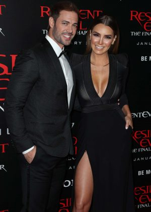 Elizabeth Gutierrez - 'Resident Evil: The Final Chapter' Premiere in Los Angeles