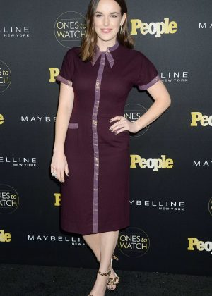 Elizabeth Henstridge - People's 'Ones to Watch' Event in Hollywood