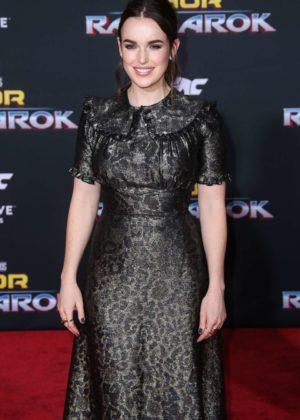 Elizabeth Henstridge - 'Thor: Ragnarok' Premiere in Los Angeles