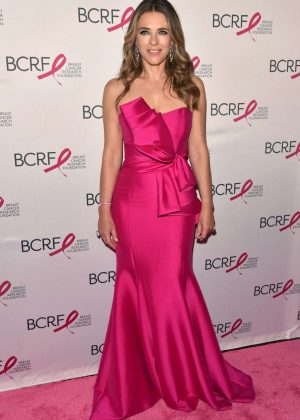 Elizabeth Hurley - 2018 Breast Cancer Research Foundations Hot Pink Party: New Depths In New York
