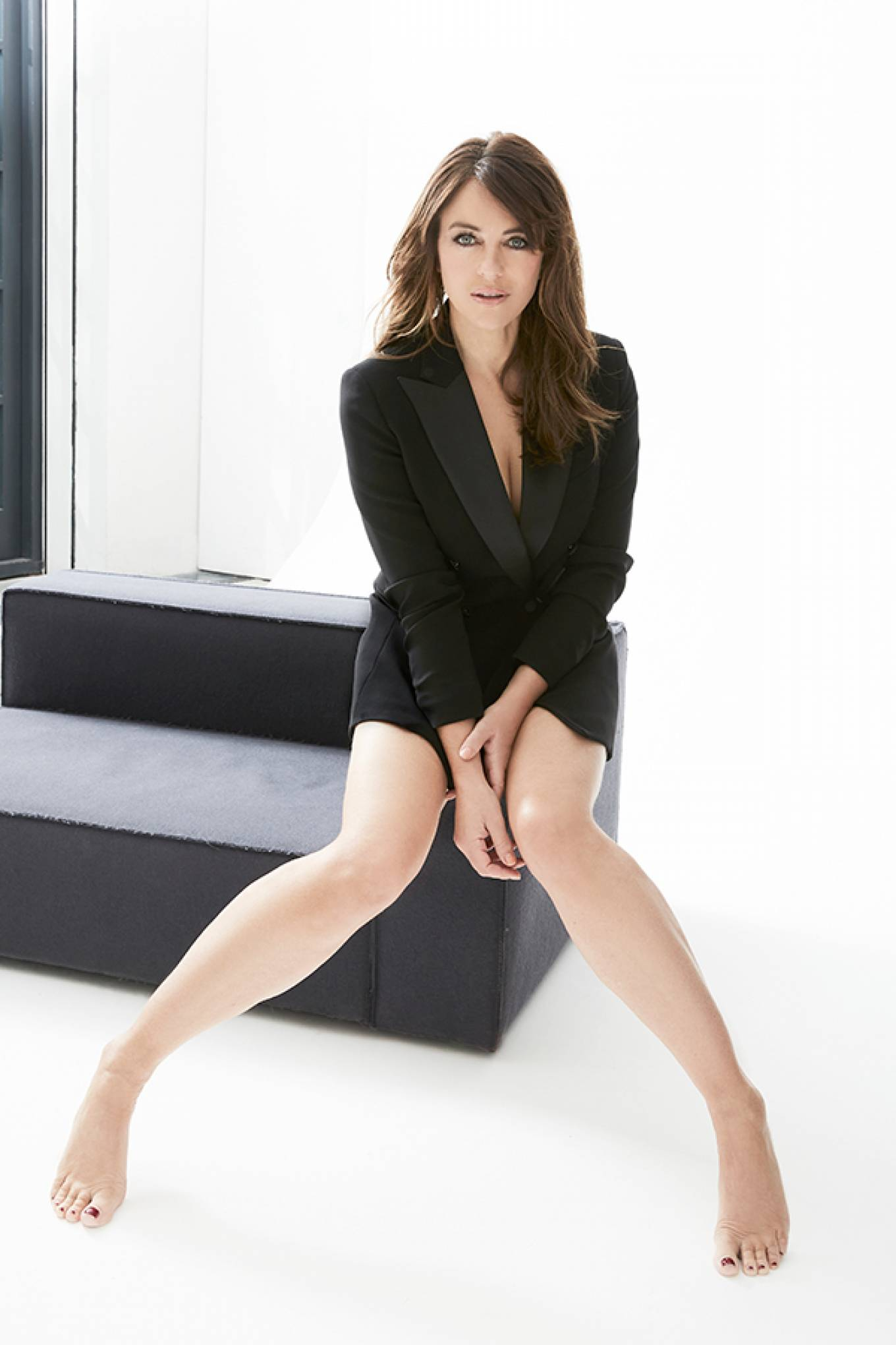 Elizabeth Hurley - Alan Gelati for YOU Magazine