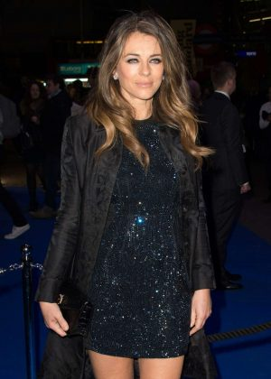 Elizabeth Hurley - An American in Paris Press Night in London
