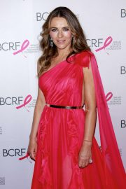 Elizabeth Hurley - Breast Cancer Research Foundation Hot Pink Party in New York