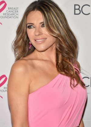 Elizabeth Hurley - Breast Cancer Research Foundation's Annual Hot Pink Party in NY