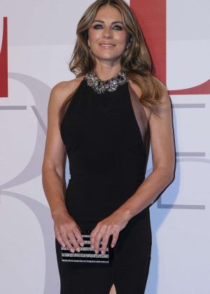 Elizabeth Hurley - ELLE Magazine Party in Madrid