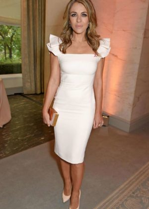 Elizabeth Hurley - Future Dreams's Fundraising Charity Lunch in London