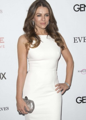 Elizabeth Hurley - Genlux Magazine Issue Release Party in Beverly Hills