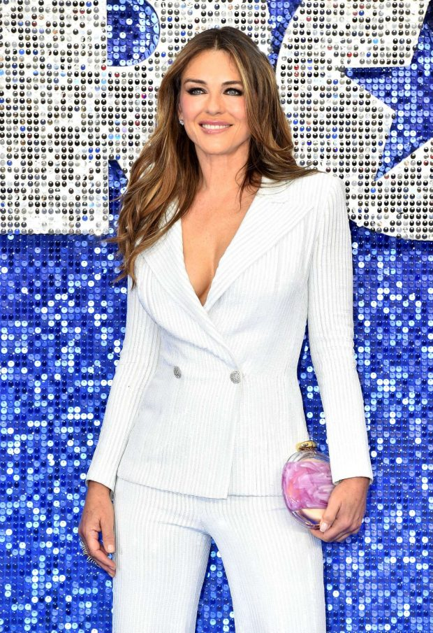 Elizabeth Hurley - 'Rocketman' Premiere in London