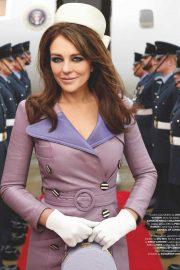 Elizabeth Hurley - Tatler UK Magazine (April 2020)