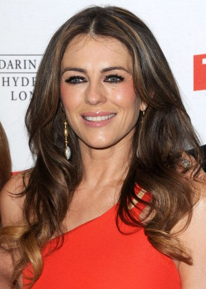 "Elizabeth Hurley  - ""The Royals"" TV Series Premiere in London"