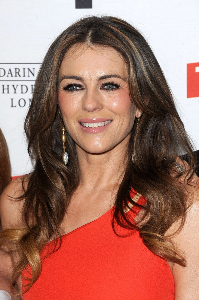 "Elizabeth Hurley  - ""The Royals"" TV Series Premiere in London"