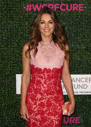 Elizabeth Hurley - The Women's Cancer Research Fund hosts an Unforgettable Evening in LA