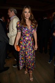 Elizabeth Hurley - William Cash Book Party at the Pall Mall Gallery in London