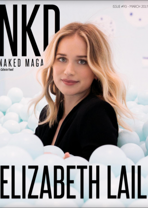 Elizabeth Lail - NKD Magazine (March 2019)