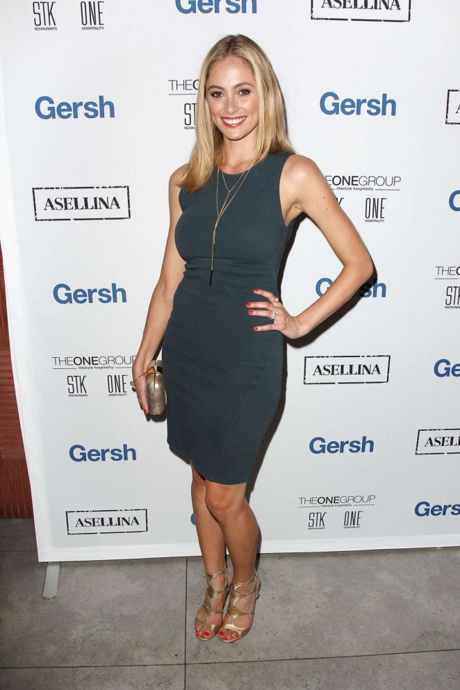Elizabeth Masucci - 2015 Gersh Upfronts Party in NYC