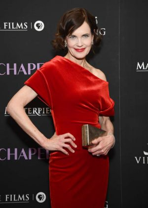 Elizabeth McGovern - 'The Chaperone' Premiere in New York