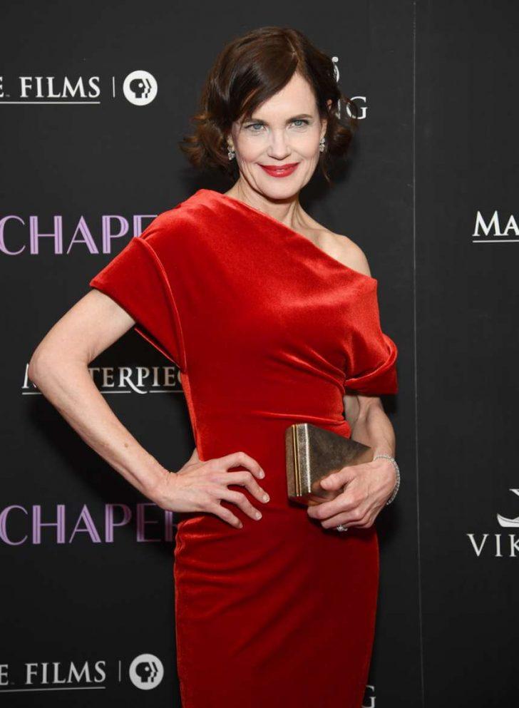 Elizabeth McGovern - 'The Chaperone' Premiere in New York