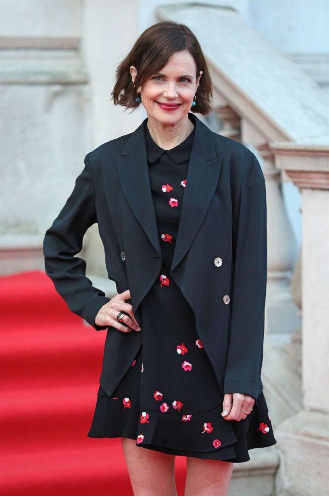 Elizabeth McGovern - 'The Wife' Film4 Summer Screen Premiere in London