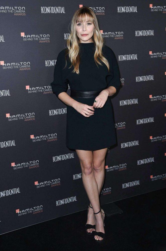 Elizabeth Olsen - 10th Hamilton behind The Camera Awards in Los Angeles