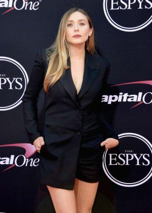 Elizabeth Olsen - 2017 ESPY Awards in Los Angeles