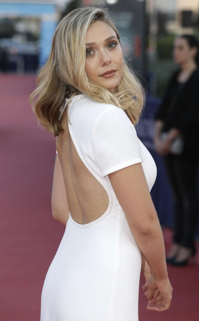 Elizabeth Olsen - 41st American Film Festival in Deauville