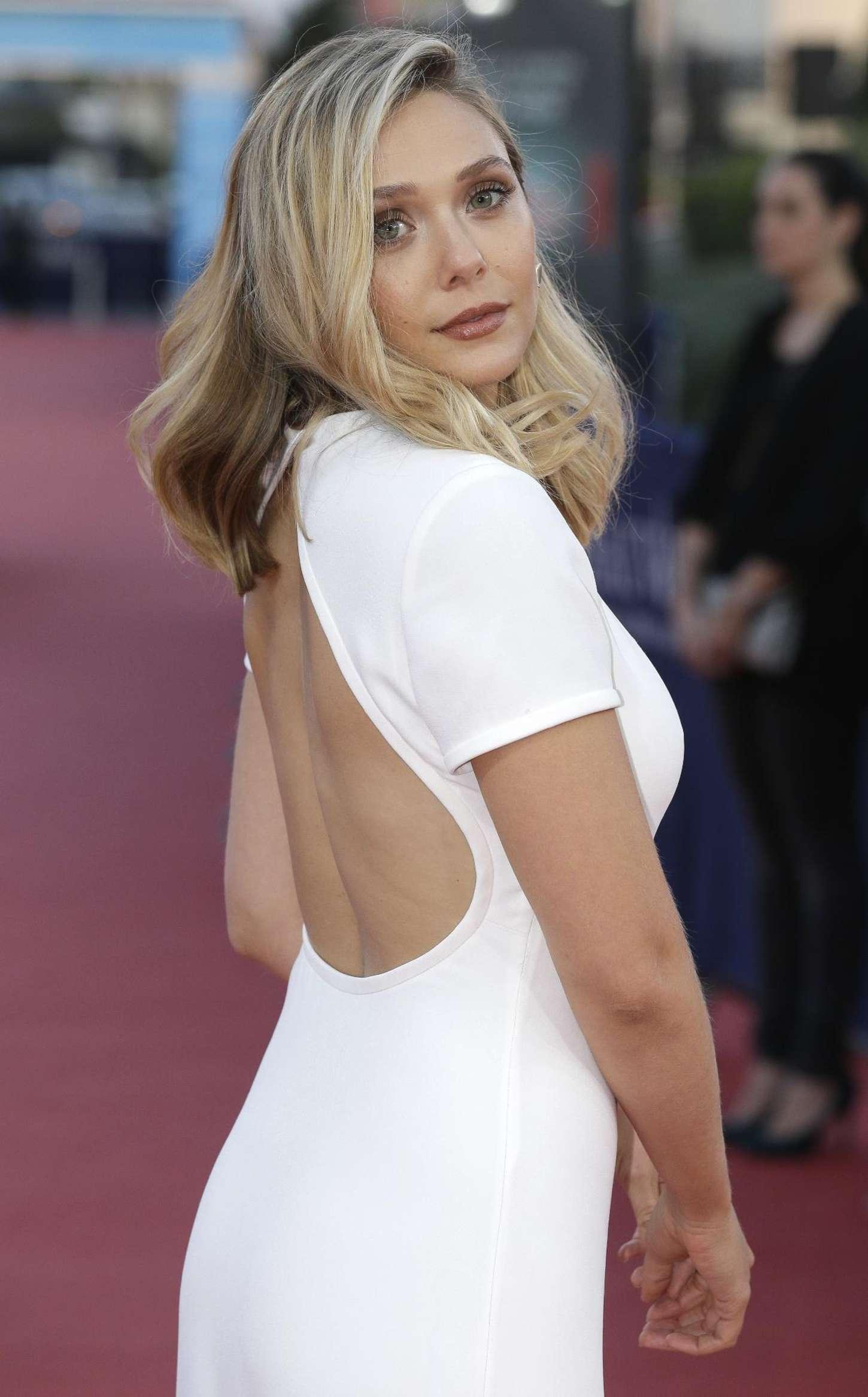 Elizabeth Olsen 41st American Film Festival In Deauville