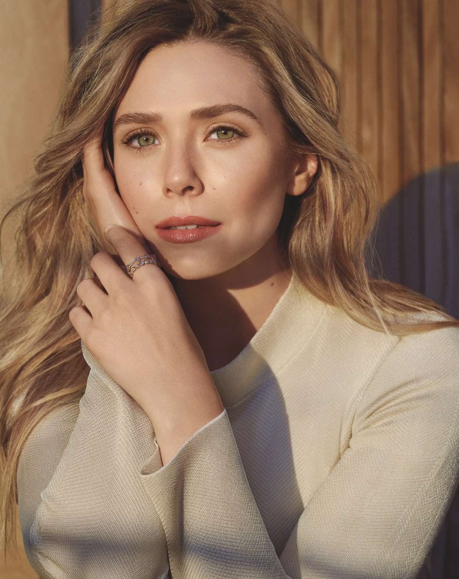 Elizabeth Olsen - Bobbi Brown Cosmetics Campaign (March 2019)