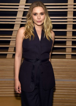Elizabeth Olsen - 'Captain America: Civil War' Screening After Party in NY