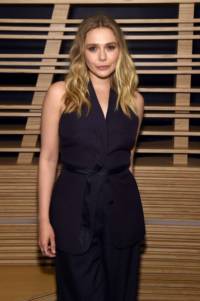 Elizabeth Olsen – 'Captain America: Civil War' Screening After Party in NY