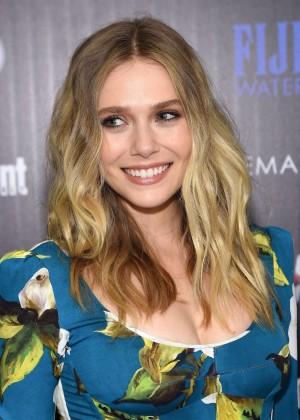 Elizabeth Olsen - 'Captain America: Civil War' Screening in New York