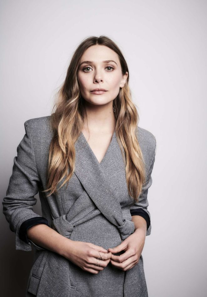 Elizabeth Olsen - Deadline Hollywood presents The Contenders 2017 Portrait Studio in LA